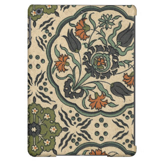 Decorative Floral Persian Tile Design iPad Air Cover