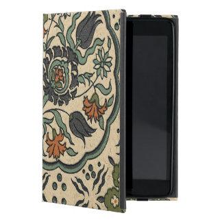 Decorative Floral Persian Tile Design iPad Mini Covers