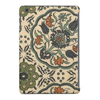 Decorative Floral Persian Tile Design iPad Mini Retina Cases
