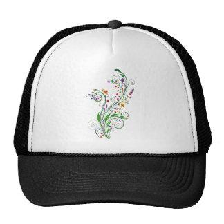 decorative flowers (Vintage) Cap