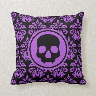 Decorative Halloween skull Cushion