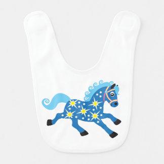decorative horse bib