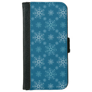Decorative iPhone 6 Wallet Case