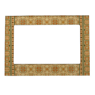 Decorative Italian Mosaic Tiles by Vision Studio Photo Frame Magnets