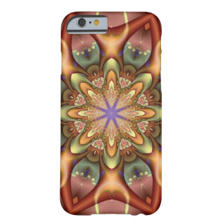 Decorative kaleidoscope iPhone 6 case