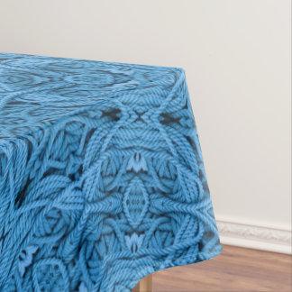 Decorative Knot Colorful Cotton Tablecloth