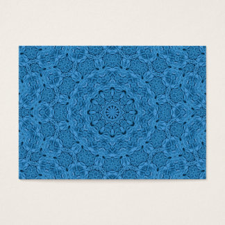 Decorative Knot  Pattern  Colorful Business Cards