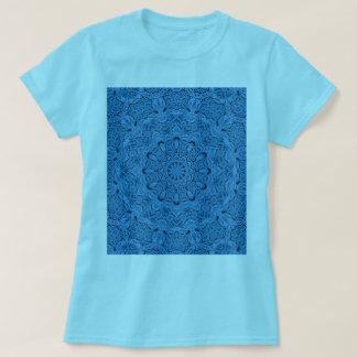 Decorative Knot Shirts Front Womens