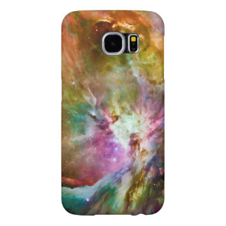 Decorative Orion Nebula Galaxy Space Photo Samsung Galaxy S6 Cases