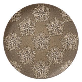 Decorative Ornamental Design Plates