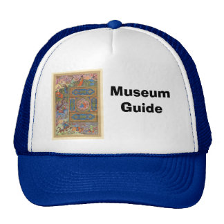 Decorative panel hats