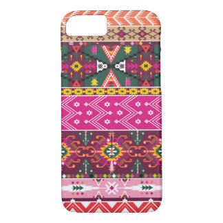 Decorative pattern in aztec style iPhone 7 case