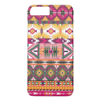 Decorative pattern in aztec style iPhone 7 plus case