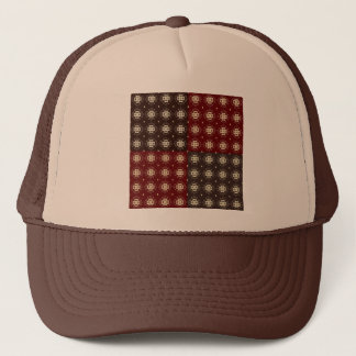 Decorative Pattern Trucker Hat