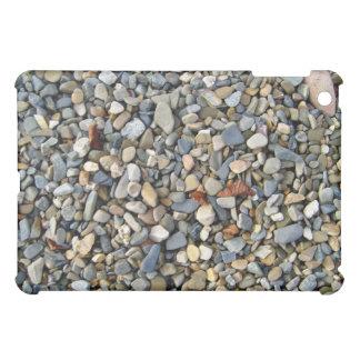 Decorative Pebbles Stone, Gravel texture Case For The iPad Mini