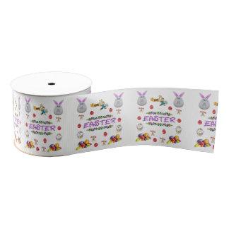 decorative ribbon easter bunny grosgrain ribbon