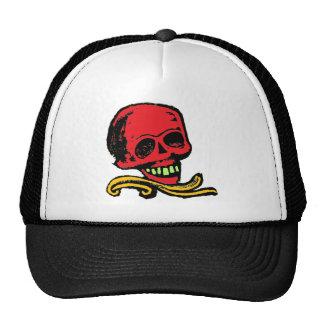 Decorative Skull Cap