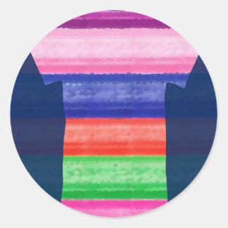 Decorative Sparkle RELAX DANCE PARTY Gems BLANKS Sticker