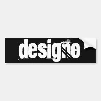 Decorative Sticker Bumper Sticker