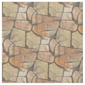 Decorative Stone Paving Look Fabric