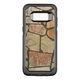 Decorative Stone Paving Look OtterBox Commuter Samsung Galaxy S8 Case