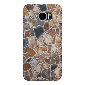 Decorative Stone Wall Samsung Galaxy S6 Cases