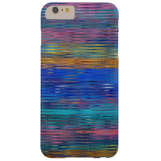 Decorative Stripes Mosaic Pattern #2 Barely There iPhone 6 Plus Case