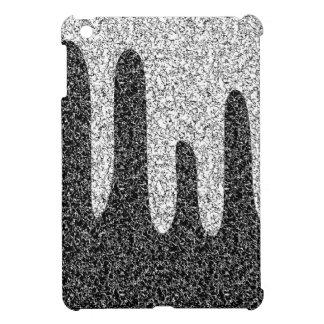 Decorative texture iPad mini case