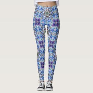 decorative tile #5 leggings
