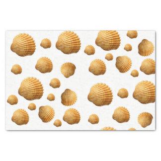Decorative tissue paper shells