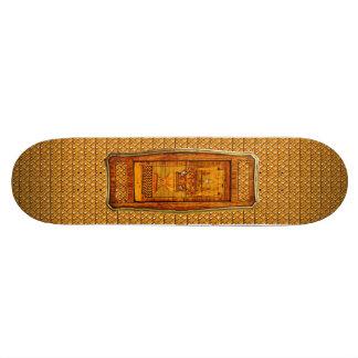 Decorative Wood Panel Art Skateboard - Beautiful