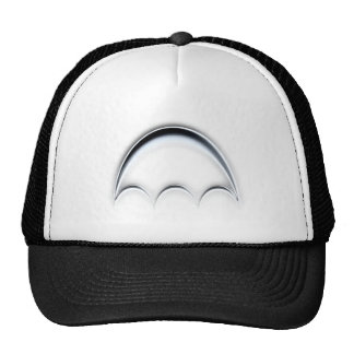 decorativer Bogen decorative arc Mesh Hat
