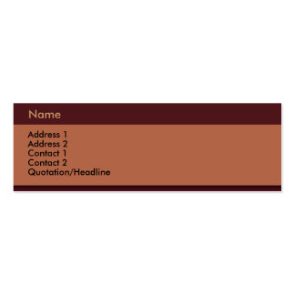 Decorator Business Card