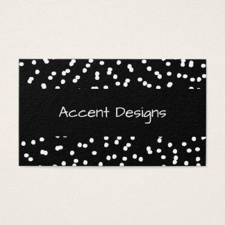 Decorator Designer First Impression Business Card