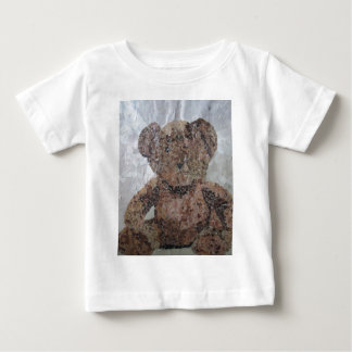 Decoupage Ted Baby T-Shirt