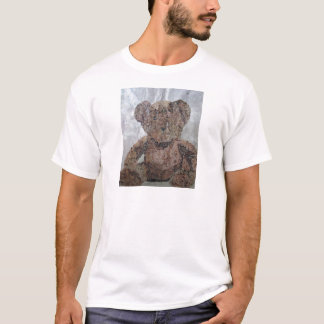 Decoupage Ted T-Shirt