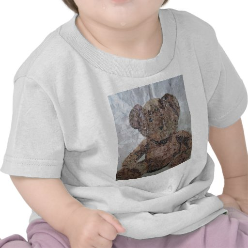 Decoupage Ted T Shirt