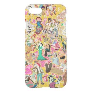 Decoupage Unicorns iPhone 7 Case