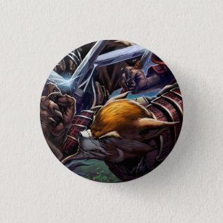 Decoy 3 Cm Round Badge