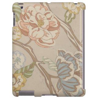 Decrative Organza Chintz Floral Design