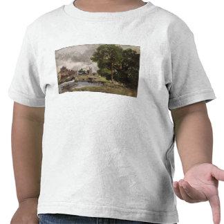 Dedham Lock and Mill Tee Shirt