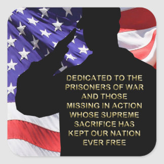 Dedication Veterans Day Stickers