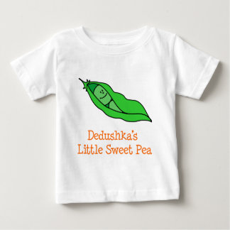 Dedushka's Little Sweet Pea Baby T-Shirt