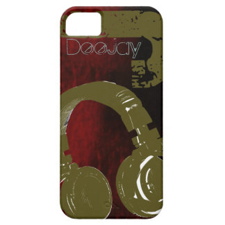 Dee Jay cool design Case For The iPhone 5