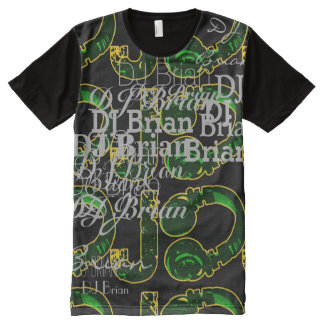 deejay dj cool and personalizable All-Over print T-Shirt
