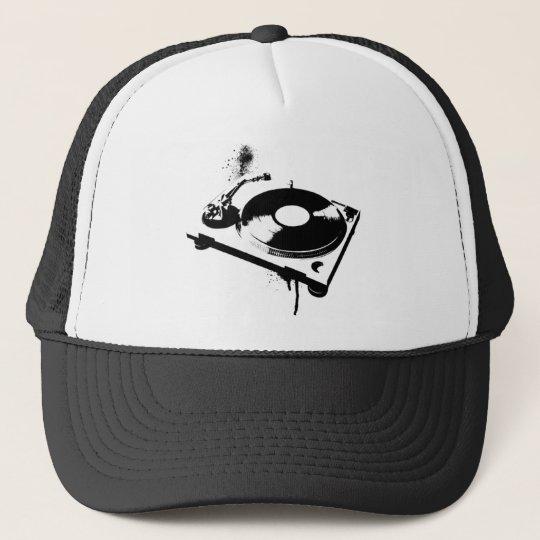 Deejay DJ Turntable Baseball hat | Ibiza House