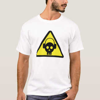Deejay Skull T-Shirt