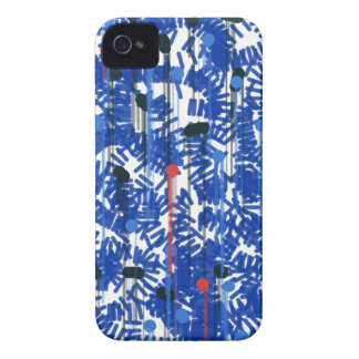 Deep Blue iPhone 4 Case-Mate Cases