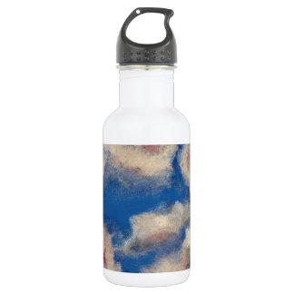 DEEP BLUE SKY ~ 532 ML WATER BOTTLE