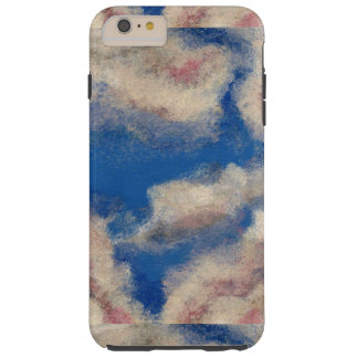 DEEP BLUE SKY ~ TOUGH iPhone 6 PLUS CASE